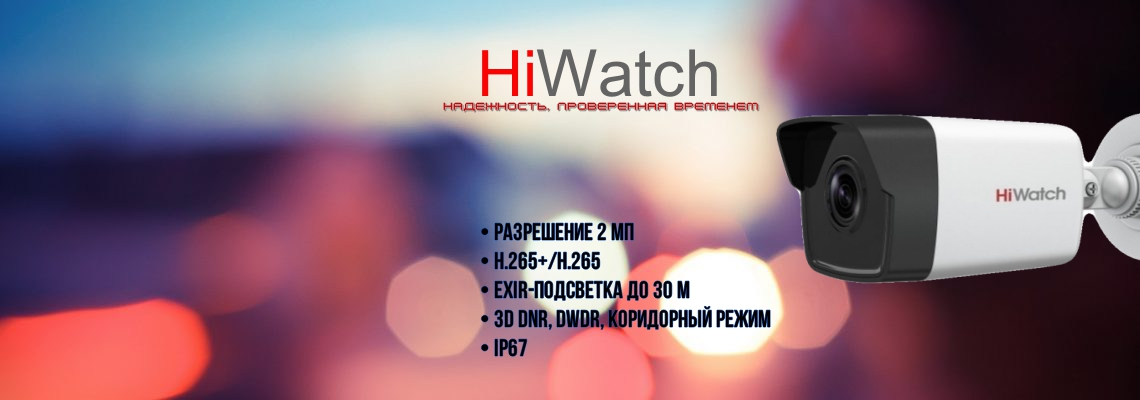HiWatch DS-I200(C)